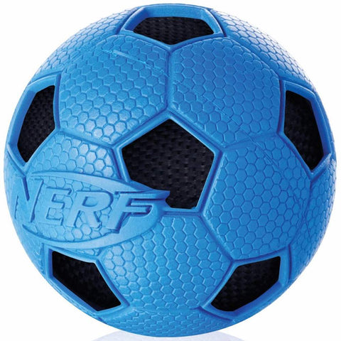 Nerf Dog Crunch Soccer Ball Dog Toy (Small) - Kohepets