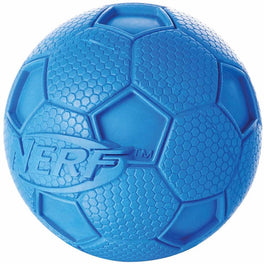 Nerf Dog Squeak Soccer Ball Dog Toy (Small)