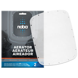 Noba Aerator Mesh Replacements 2ct