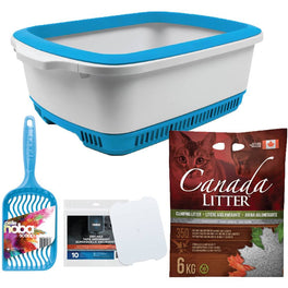 BUNDLE DEAL: Noba Cat Litter Box