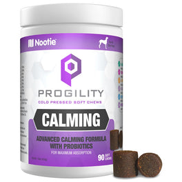 Nootie Progility Calming With Probiotics Large Soft Chew Dog Supplements