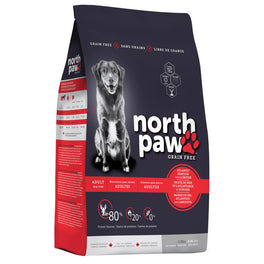 2 X 2.25KG FOR $89: North Paw Atlantic Seafood with Lobster Grain-Free Dry Dog Food