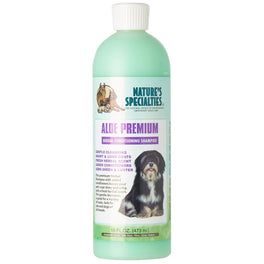 Nature's Specialties Aloe Premium Shampoo For Pets 16oz
