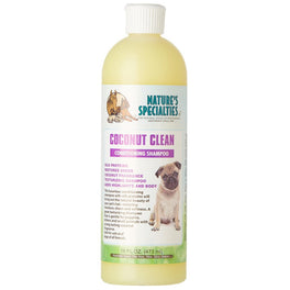 Nature's Specialties Coconut Clean Conditioning Shampoo For Pets 16oz