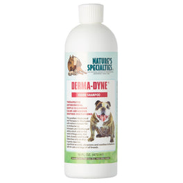 Nature's Specialties Derma-Dyne Iodine Shampoo For Pets 16oz