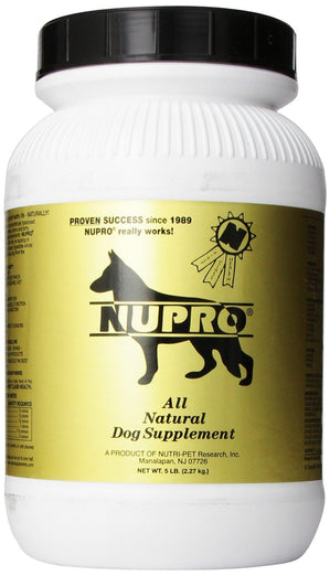 Nupro All Natural Dog Supplement - Kohepets