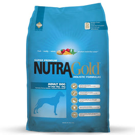 25% OFF: NutraGold Holistic Adult Dry Dog Food 3kg