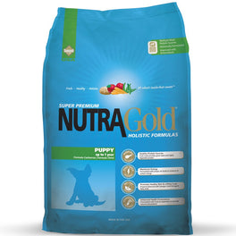 25% OFF: NutraGold Holistic Puppy Dry Dog Food 3kg
