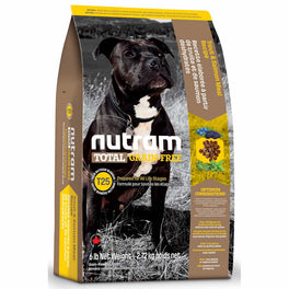 Nutram T25 Total Grain-Free Trout & Salmon Meal Recipe Dry Dog Food