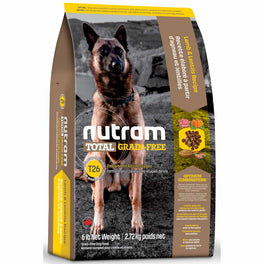 Nutram T26 Total Grain-Free Lamb & Lentils Recipe Dry Dog Food 6lb
