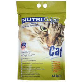 Nutriedge Super Premium Holistic Chicken & Rice Dry Cat Food