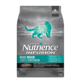 Nutrience Infusion Adult Indoor Dry Cat Food
