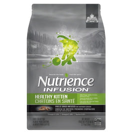 Nutrience Infusion Healthy Kitten Dry Cat Food 2.27kg