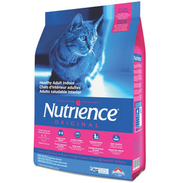 Nutrience Original Healthy Adult Indoor Chicken Meal with Brown Rice Recipe Dry Cat Food 2.5kg