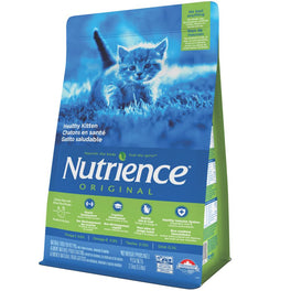 Nutrience Original Healthy Kitten Chicken Meal with Brown Rice Recipe Dry Cat Food 2.5kg