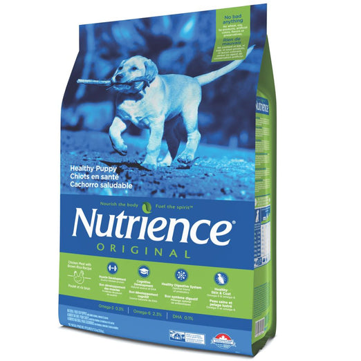 Nutrience Original Healthy Puppy Chicken Meal With Brown Rice Recipe Dry Dog Food - Kohepets