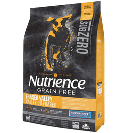 Nutrience Subzero Fraser Valley Formula Grain Free Dry Dog Food