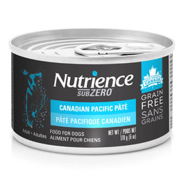 Nutrience Subzero Canadian Pacific Pate Grain Free Canned Dog Food 170g