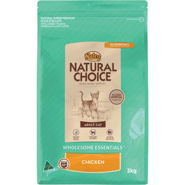 'FREE TREATS': Nutro Natural Choice Chicken Adult Dry Cat Food