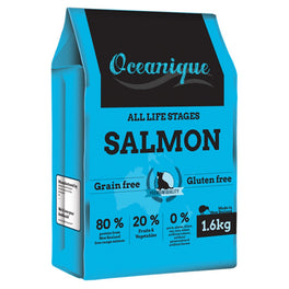 Oceanique Salmon Grain Free Dry Dog Food