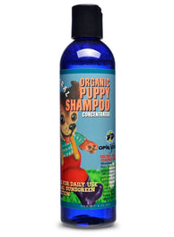 15% OFF: Opie & Dixie Organic Puppy Shampoo 8oz