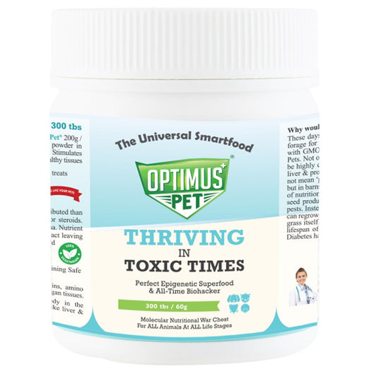 Optimus Pet Revolutionary Tablet Pet Supplement - Kohepets
