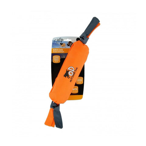 All For Paws Ballistic Candy Squeaker Dog Toy - Kohepets