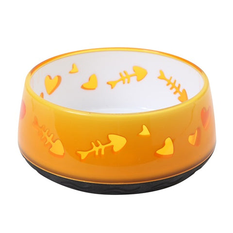 Catit Non-Skid Bowl Orange 300ml