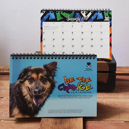 OSCAS (Oasis Second Chance Animal Shelter) 2019 Calendar