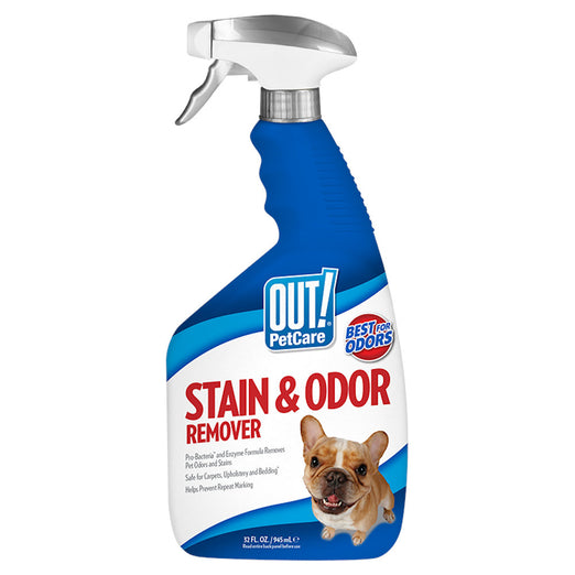 OUT! Pet Stain & Odor Remover 945ml - Kohepets