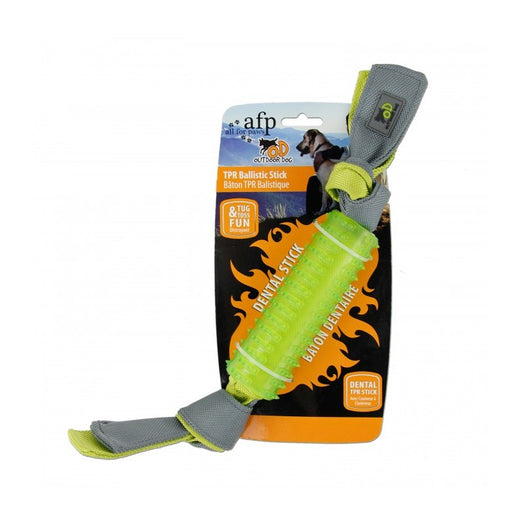 All For Paws Outdoor Ballistic TPR Stick Dog Toy - Kohepets