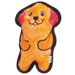 Outward Hound Invincibles Mini Dog Plush Toy - Dog