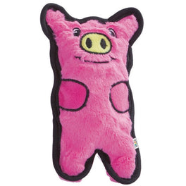 Outward Hound Invincibles Mini Dog Plush Toy - Pig