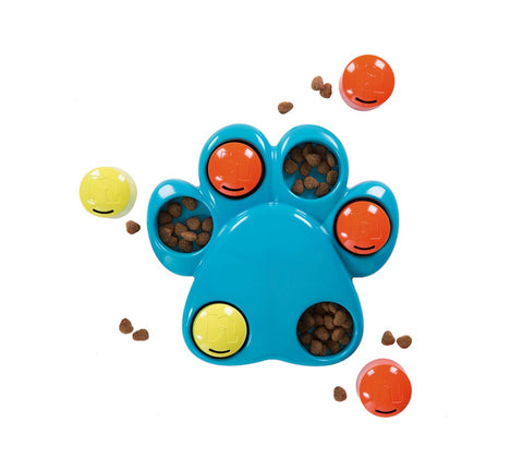 Outward Hound Paw Hide Mini Puzzle Dog Toy