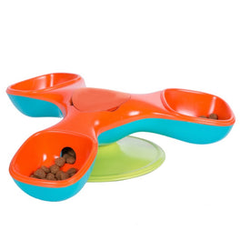 Outward Hound Triple Treater Totter Puzzle Dog Toy