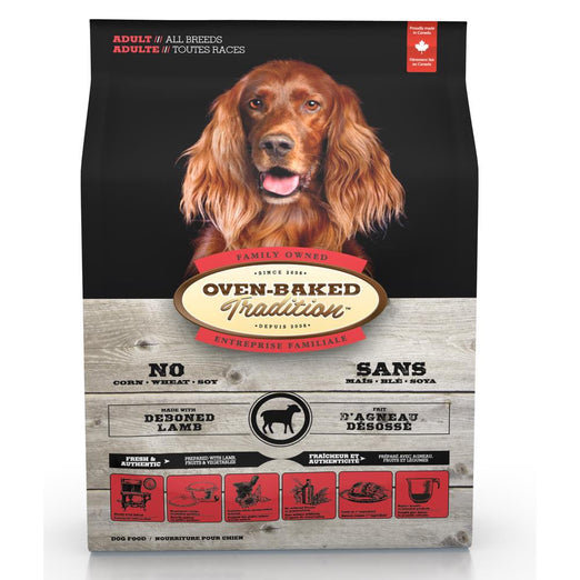 Oven-Baked Tradition Lamb Adult Dry Dog Food - Kohepets