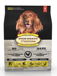 Oven-Baked Tradition Adult Chicken Dry Dog Food