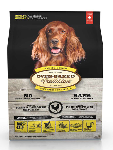 Oven-Baked Tradition Chicken Adult Dry Dog Food - Kohepets