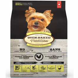 Oven-Baked Tradition Adult Chicken Small Breed Dry Dog Food