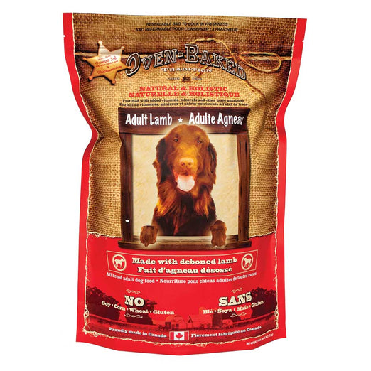 Oven-Baked Tradition Adult Lamb Dry Dog Food 2.2lb - Kohepets