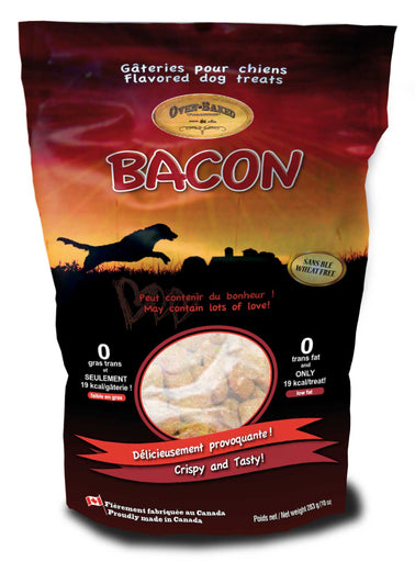 Oven-Baked Tradition Wheat-Free Bacon Dog Treat 283g - Kohepets