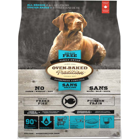 Oven-Baked Tradition Fish Grain Free Dry Dog Food - Kohepets