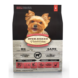 Oven-Baked Tradition Adult Lamb Small Bites Dry Dog Food