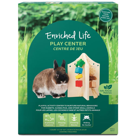 Oxbow Enriched Life Play Center For Small Animals - Kohepets