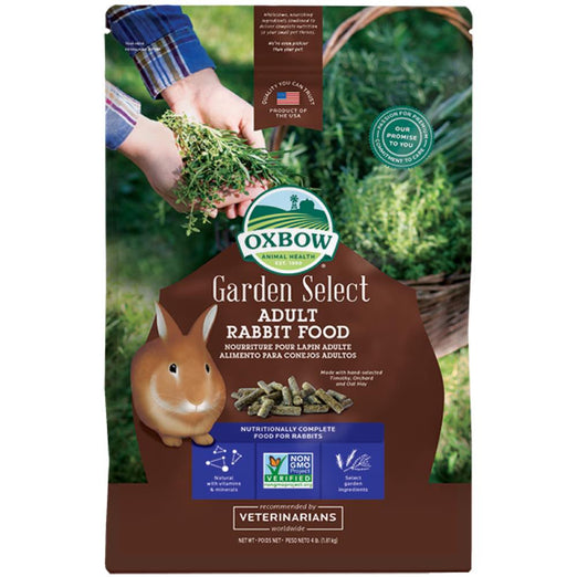 Oxbow Garden Select Adult Rabbit Food