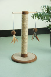 Pawise Cat Play Pen Cat Scratching Pole