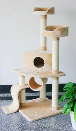 Pawise Lawrencer Cat Condo