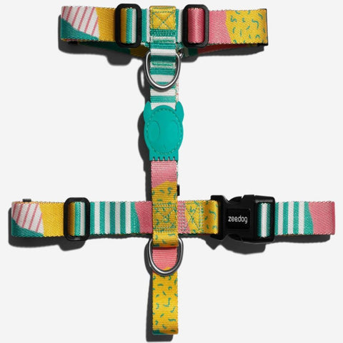 Zee Dog Salina H-Harness - Kohepets