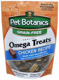Pet Botanics Omega Treats Chicken Recipe for Dogs