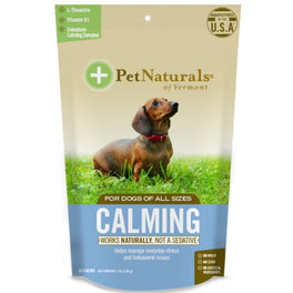 10% OFF: Pet Naturals of Vermont Calming For DOGS 30 chews